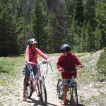 Trail al pueblo