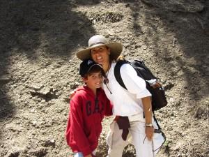 Carlos & Mamá