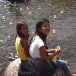 Rubber Duck Race en Breck