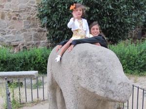 Ája toro en Avila