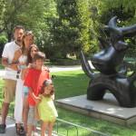 Los Real y el pájaro de Miró