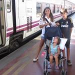 Listos para la ruta Madrid-Paris