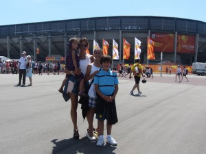 Estadio de Augsburg