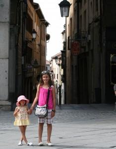 Ania & Ely en Segovia