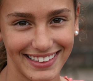 Sonrisa de Ania