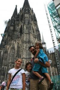 En el Kölner Dom
