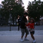 Bailando en Paris