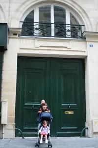 Rue des Beaux-Arts No. 2