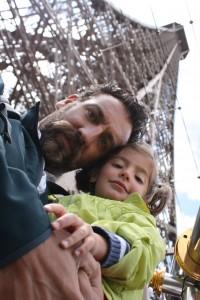 Papi, Ely e Eiffel