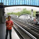 Otra mas del metro de Paris