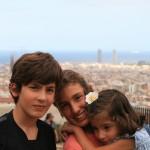 En las alturas de Barcelona
